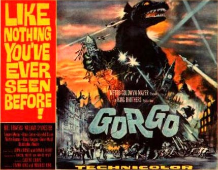 Gorgo (and his dear ol' mum)