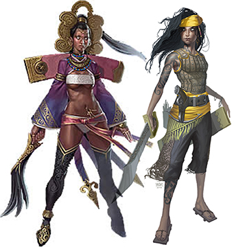 Awesome pathfinder races you probably haven t played sword of