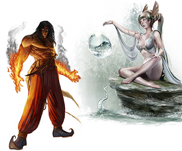 d&d playable races 5e pdf