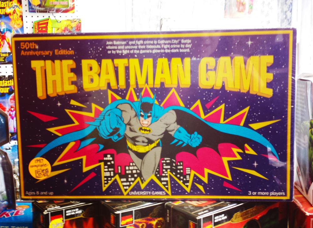 bizarro wuxtry comics batman