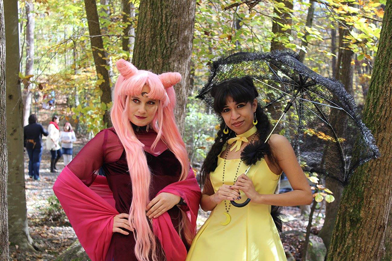 luna dark wicked black lady cosplay sailor moon