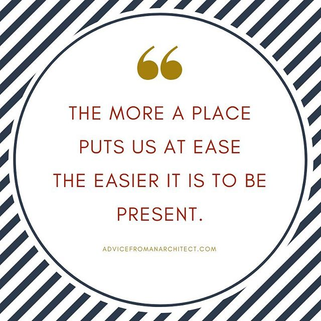 The more a place puts us at ease the easier it is to be present. 🌿 New blog post outlines public vs private space, why it matters, and how to differentiate your spaces at home. Follow link in profile to read full post. ⚡️
