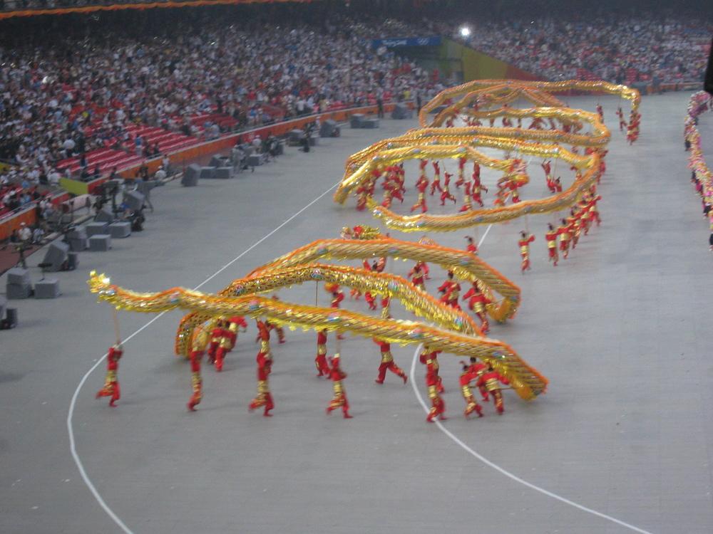 Pre-Games ceremony