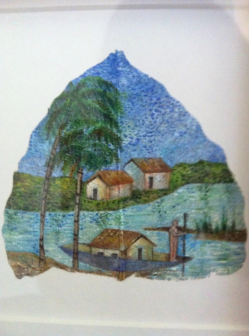 Leaf Study, Ngoc Tran