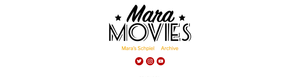 MaraMovies by Mara Reinstein