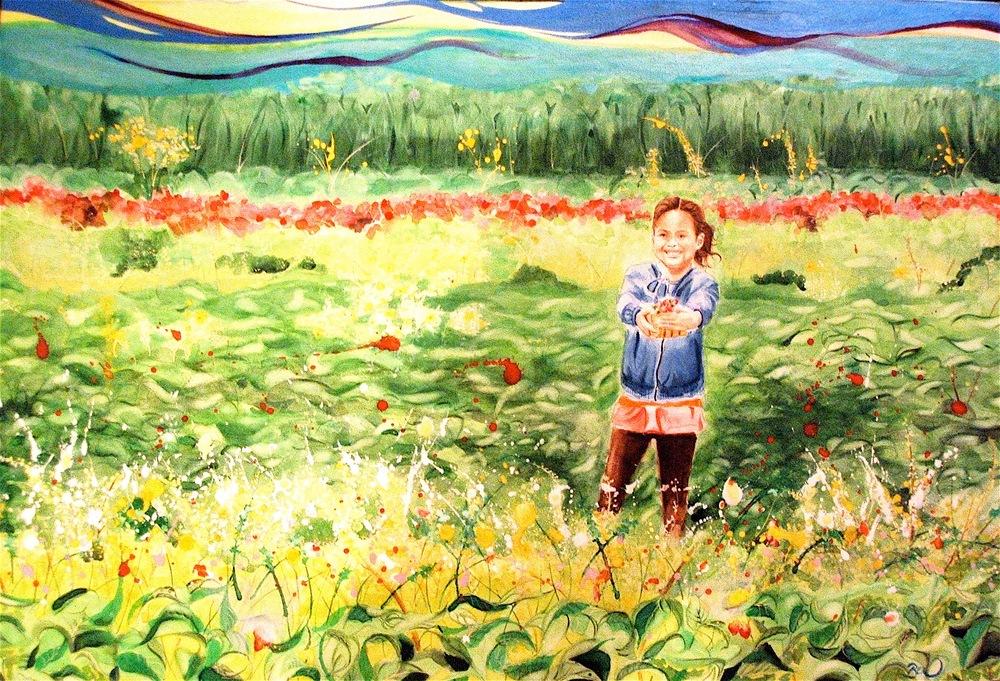 """""""Strawberry Fields"""""""