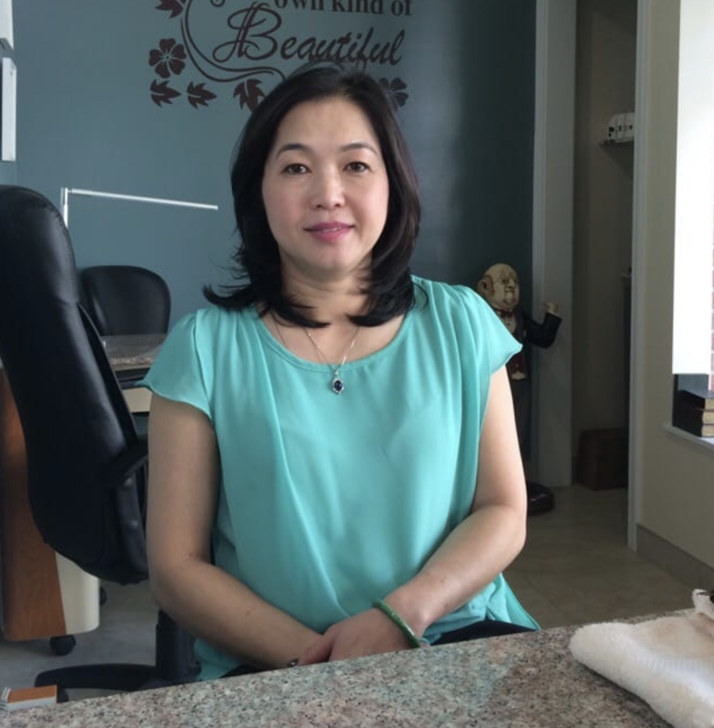 Meet Jenny Ha of New Image Nail Spa