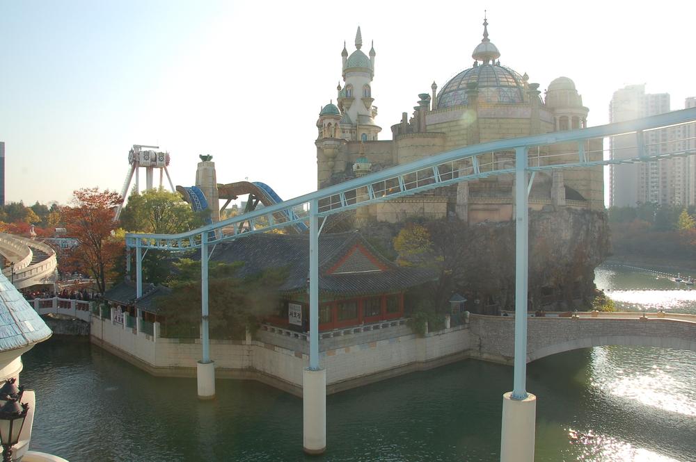 Magic Island - Lotte World