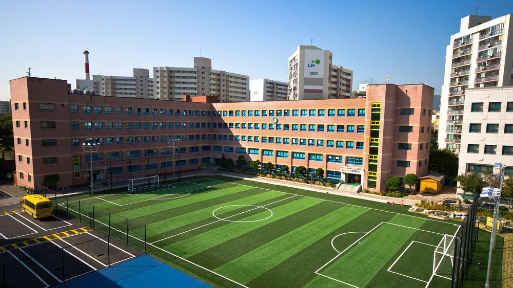 Cheongwon Elementary School