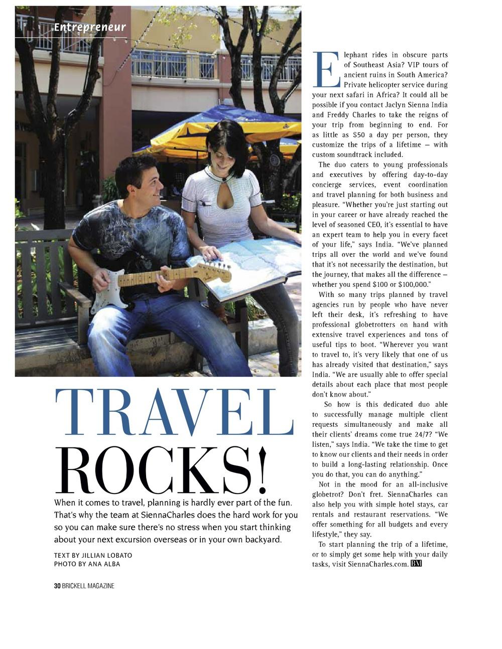 Brickell Magazine