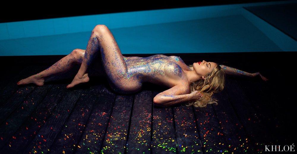 Khloe Kardashian bares all