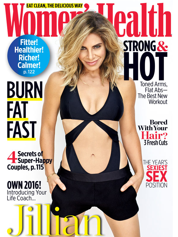 PHOTO:  WOMEN'S HEALTH MAGAZINE  / ERIC RAY DAVIDSON