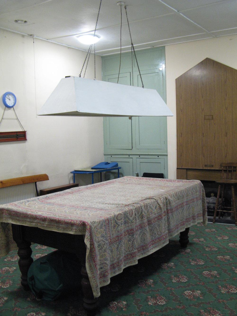 Snooker Room (Green Room)