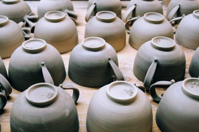 Ces femmes qui osent – La touche féminine de Goye, artiste céramiste