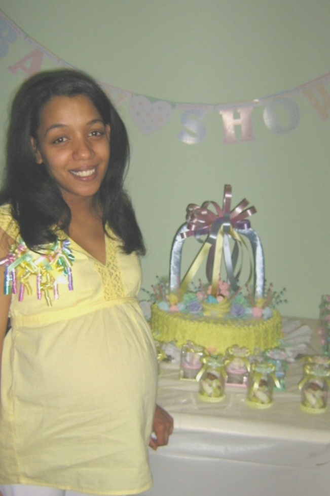 3rd Trimester, 2007 with Zizi