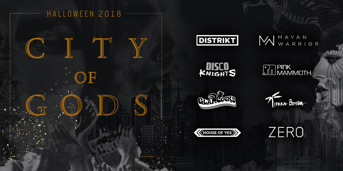 City Of Gods Halloween Nyc 2020 City of Gods Halloween — DISTRIKT