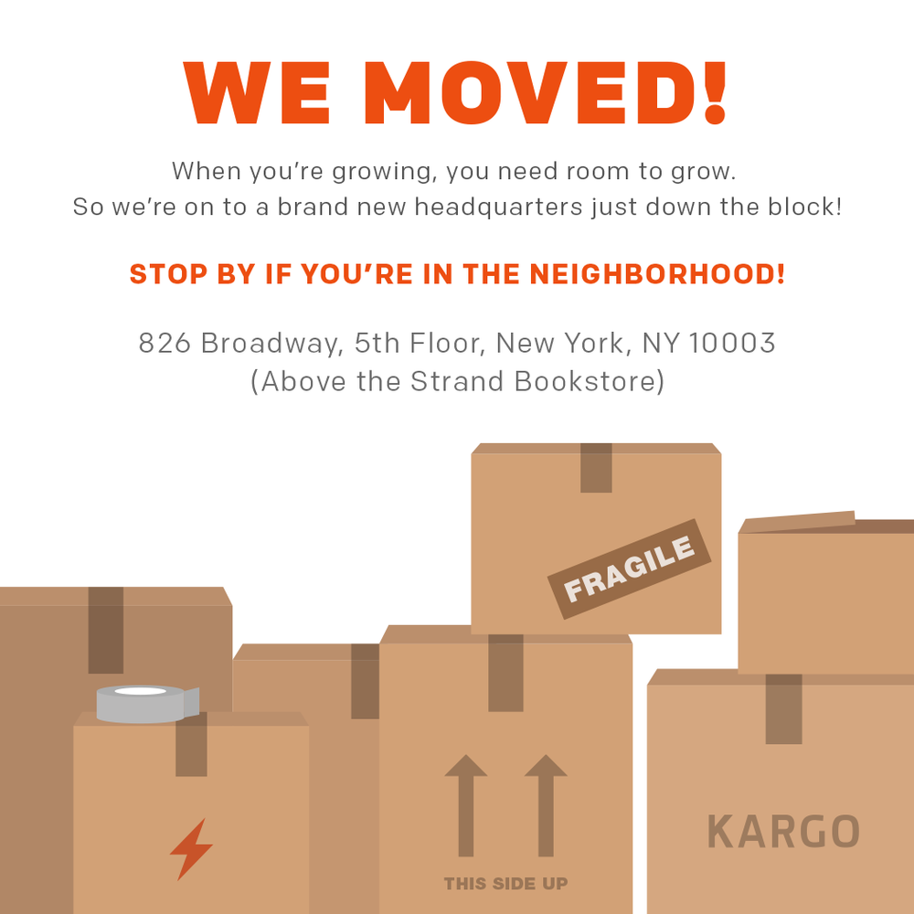 Kargo Office Move