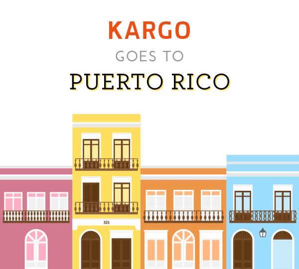 Kargo Puerto Rico Trip Recap