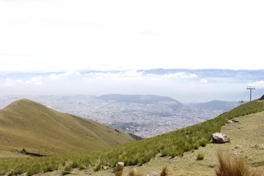 Rucu Pichincha, Ecuador