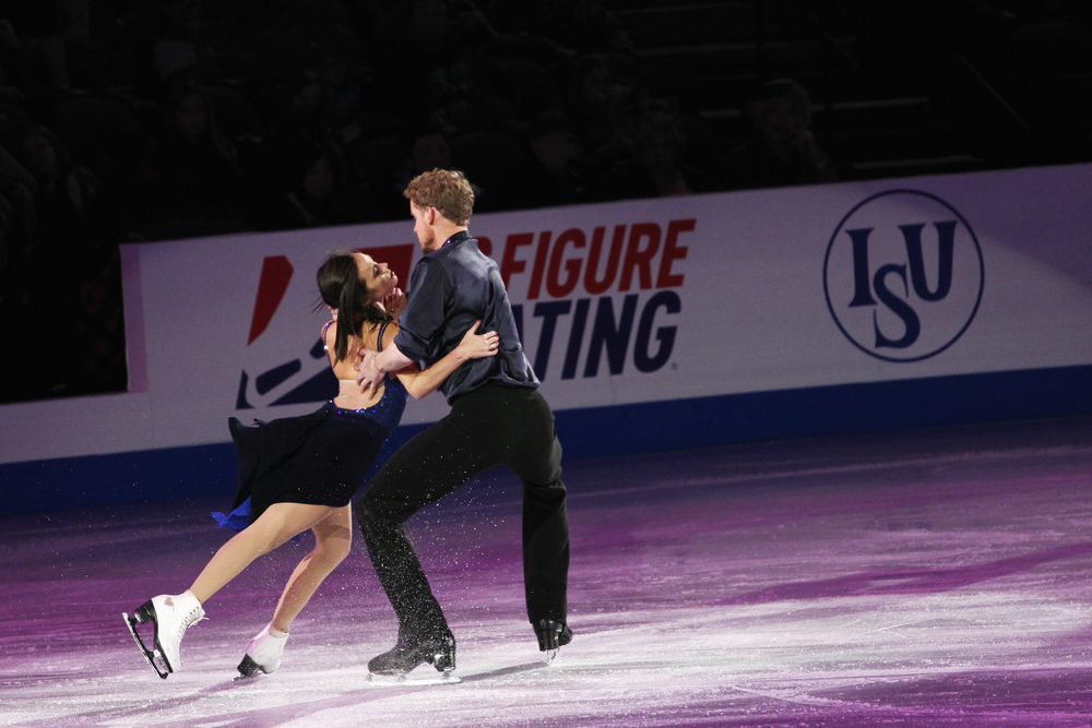 Madison Chock and Evan Bates, Skate America