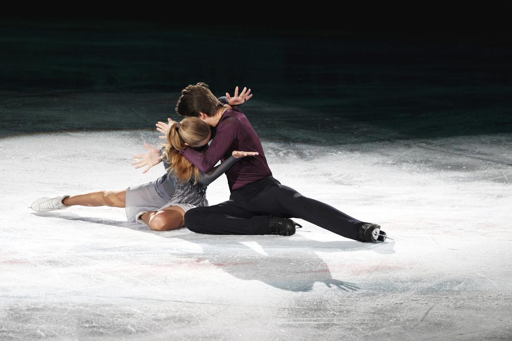Alexandra Stepanova and Ivan Bukin, Skate America 2014