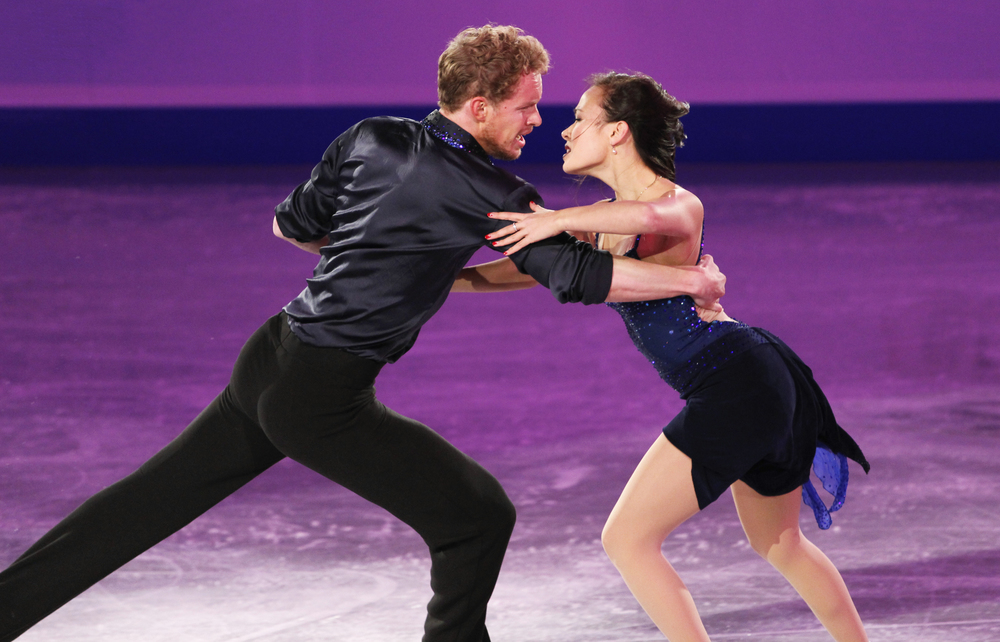 Madison Chock and Evan Bates, Skate America 2014