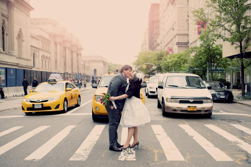 Ayumi & Matt, New York City, Summer 2013