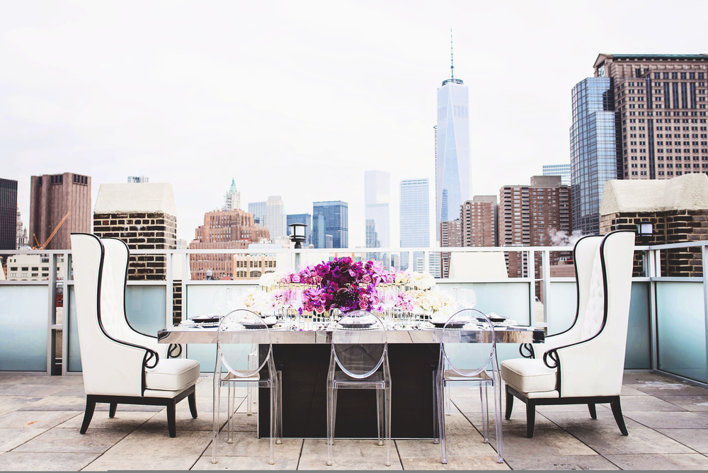 Manhattan-Tablescape