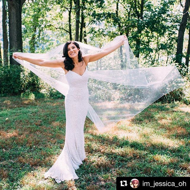 I still maintain - I have the best brides ever!! #photography and #Repost by @im_jessica_oh with @repostapp ・・・ @erinkestenbaum was a dream of a bride. loved that we had some wind to play with, too! #jessicaohphotography #makeupandhairbydallas #bestbrides