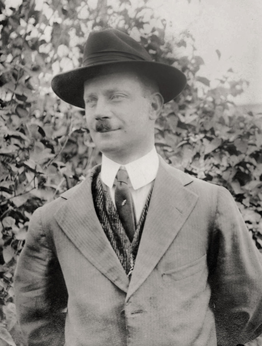 Herbert William Wagner 1916