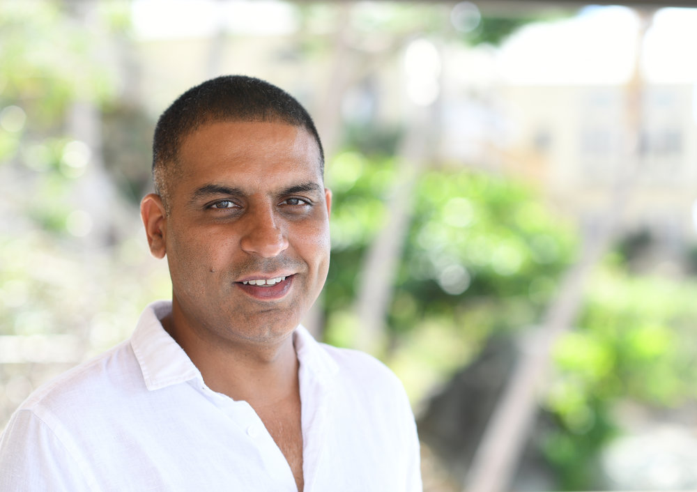 Akhil Deshwal, General Manager for Gallows Point Resort