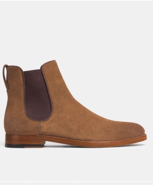 Coach Arnold Boots