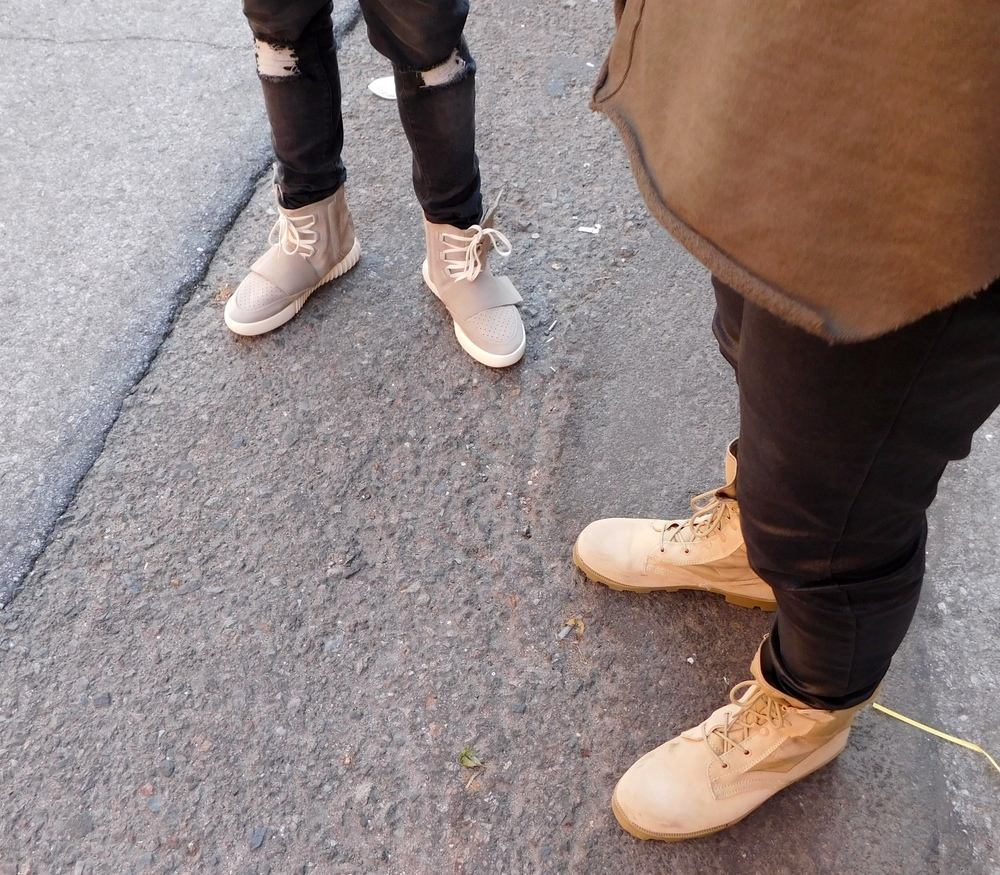 Yeezy Season is here.