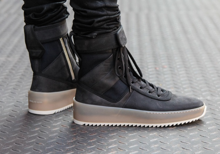 best service aaec1 12ae2 If you didn t know already, all of Fear of God s sneakers are produced in  Italy, which is a big reason why these sneakers are so pricey.