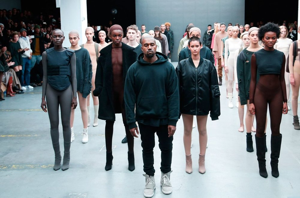 Yeezy Season 1. Photo via Highsnobiety.