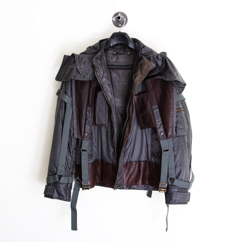 Dolce & Gabbana 2003 bomber jacket //@arbitrage_nyc
