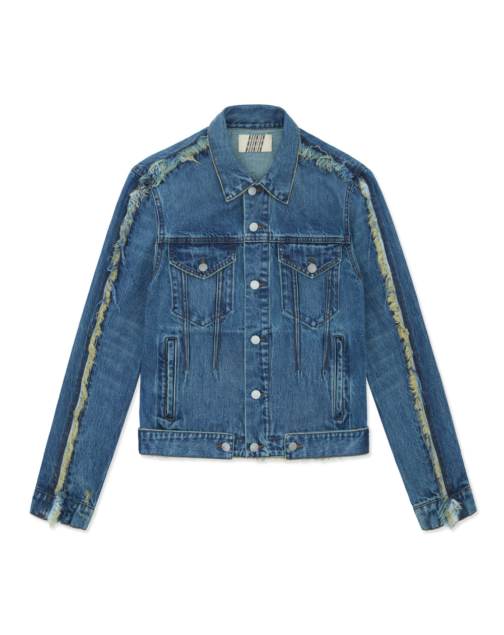 C2-O-02_Fringe sleeve denim jacket_01.jpg