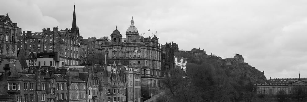 Picture of Edinburgh by James Waddell