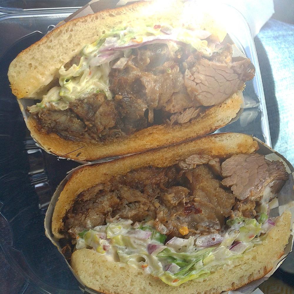 Senhoras e Senhores: o Melhor sanduíche do mundo!