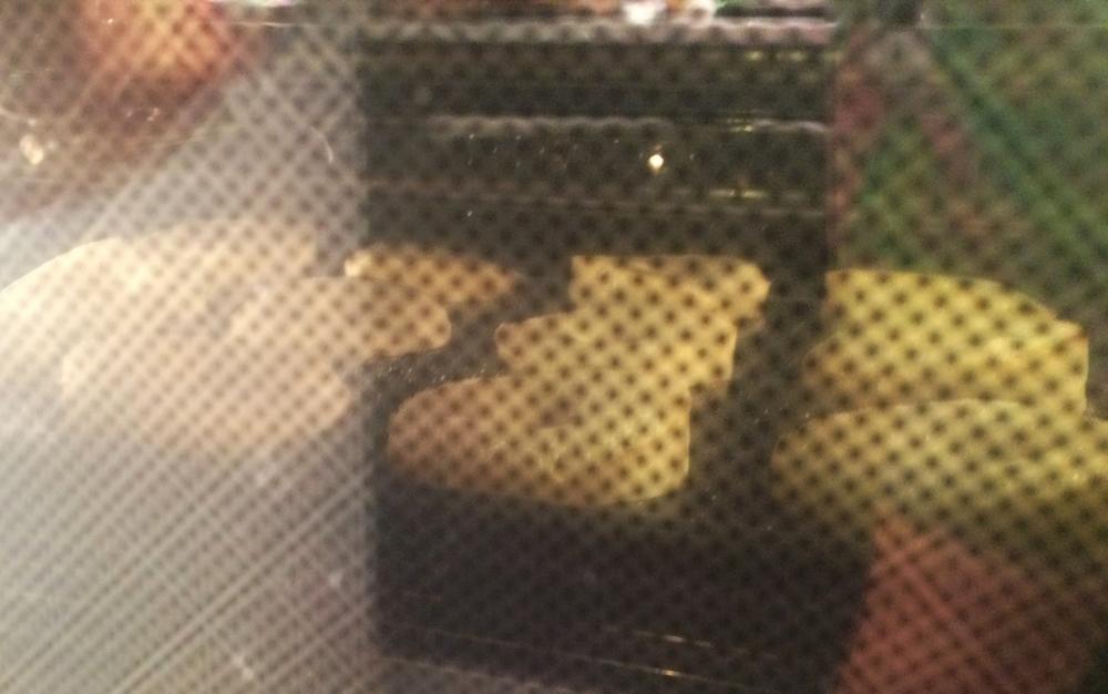 Com uns 15 minutos de forno a massa começou a crescer bonita.