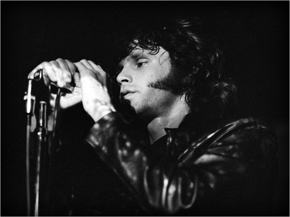 """Back Door Man"" - Jim Morrison in Boston, 1967."