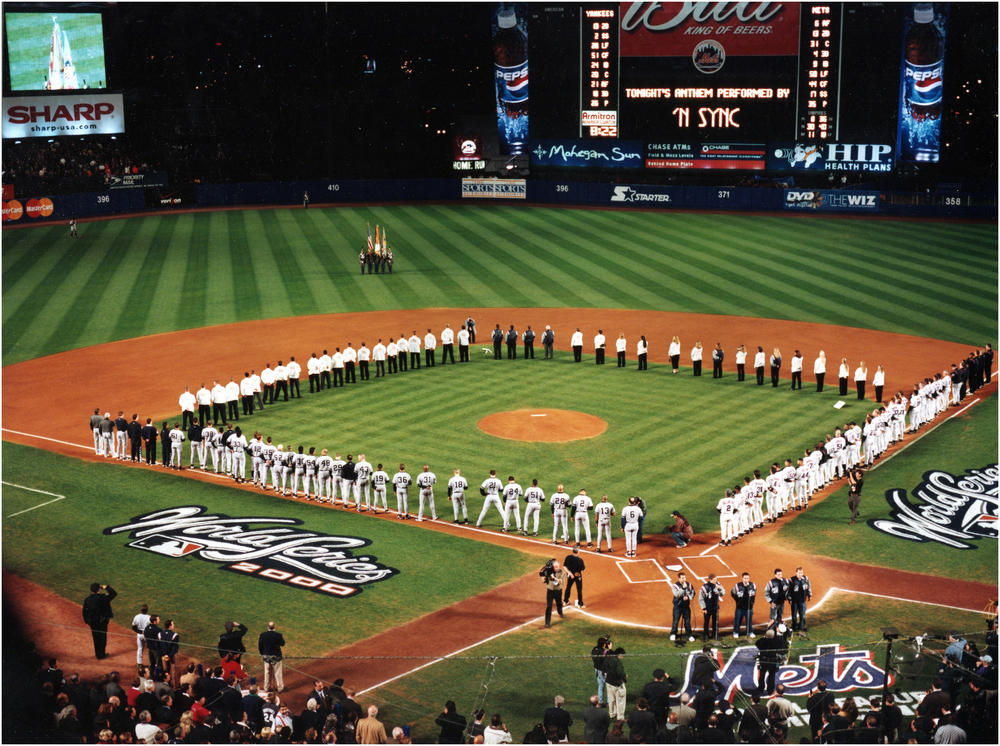 """The Subway Series"" - 2000 at Shea Stadium"