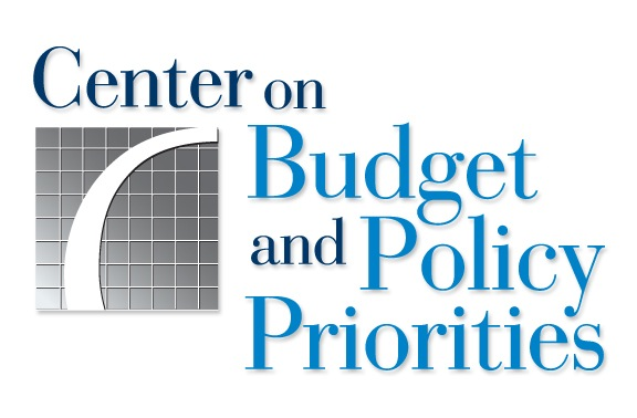 Center on Budget and Policy Priorities  Logo and Annual Reports