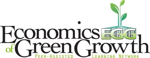 World Bank Economics of Green Growth  Logo, Branding and Website Design