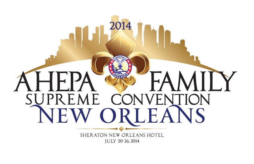 Ahepa Convention  Logo and Conference Brochures