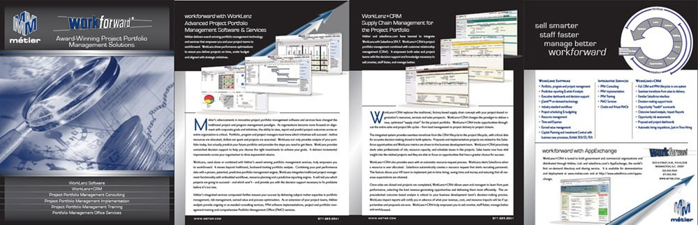 Metier Workforce Sales Brochure