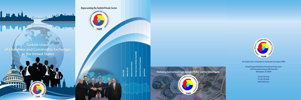 Turkish Union of Chambers and Commodities Exchanges  Brochure