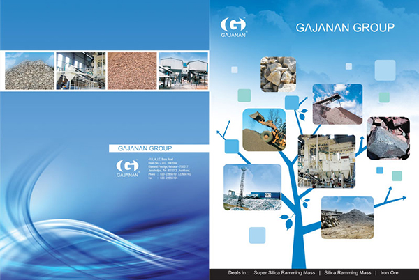 Gahanna Group Company brochure and corporate brand strategy