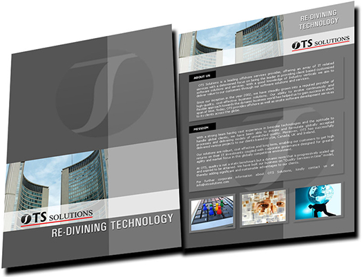 OTC Solutions Brochure Company brochure, marketing strategy