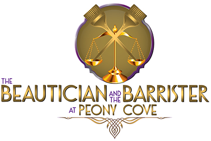 The Beautician and the Barrister Salon Logo